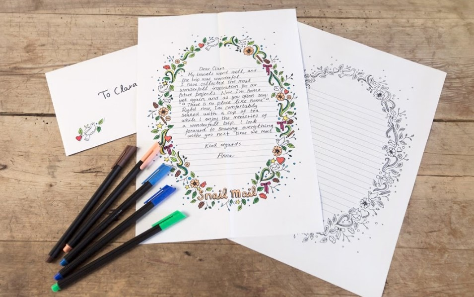 Printable Stationery Templates for Your Next Party